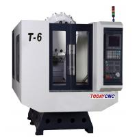 Best CNC 4 Axis Drilling and Tapping Machining Tapping Center T-6 wholesale