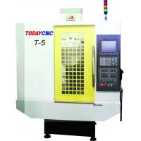 Buy cheap 5 Axis Small Drill CNC Lathe Mill Machine Drilling Machining Center T-5 from wholesalers
