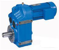 China F Series Parallel-Shaft Helical Geared Motor on sale