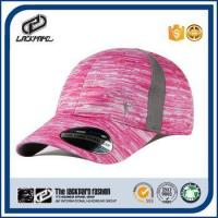 Best 2016 Men and women fashion branded hats with dyed comfort cool mesh wholesale