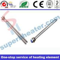 China Immersion Screw Plug Tubular Heaters for Liquid Heating Immersion Heating Elements on sale