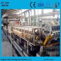 Best Absorbent Paper Making Machines/ fluting medium paper machine for paper recycling plant wholesale