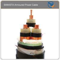 China 35kV XLPE SWA/SWT Armoured Power Cable on sale