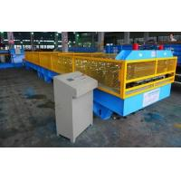 Buy cheap Trapezoidal panel Roll Forming Machine, Steel Roof, Wall Cladding from wholesalers
