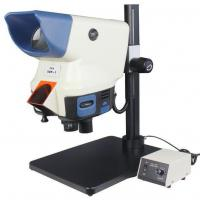 China Wide-field Microscope with Square Base (Model:V-02) on sale