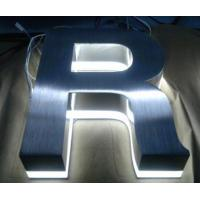 Best Led Stainless Steel Letter Acrylic Retail Sign Ac wholesale