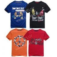 China Children's t-shirts t-shirts on sale