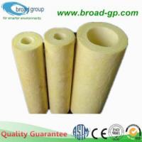 Best High Quality Customize Waterproof Fireproof Glass Wool Pipe Insulation wholesale