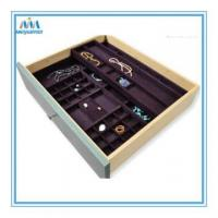 China Jewelry tray for Wardrobe Drawer on sale