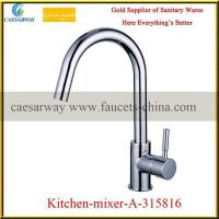 China Sanitary Ware Single Lever Kitchen Tap on sale