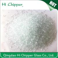 Best crushed clear glass chipping wholesale