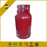 China lpg gas cylinder prices 12.5KG Refillable lpg gas cylinder / gas tank / gas bottle for sale on sale