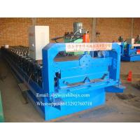 Best Fully-automatic JCH color metal sheet roll forming machine with hydraulic system wholesale