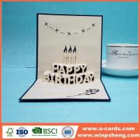 Buy cheap Make 3d Birthday Card from wholesalers