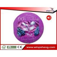China Recordable Christmas Cards on sale