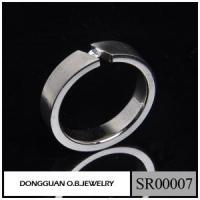 Best Stainless Steel Jewelry SR0007 Stainless Steel Jewelry Ring wholesale