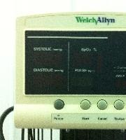Best Used Blood Pressure Monitor - Welch Allyn - 5200 wholesale