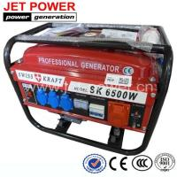 Best SK6500W SWISS KRAFT GASOLINE GENERATOR SET wholesale