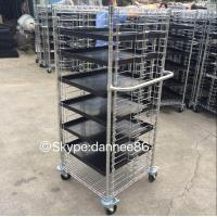 Buy cheap Chrome-planted Security Carts from wholesalers
