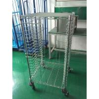 Buy cheap ESD TRAY TROLLEY from wholesalers
