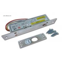 Best 5 wires Electric Bolt Lock With door state detection output point and Timer wholesale