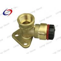 Buy cheap Push-Fit Brass Fitting LT-ZCS-40-T15 Series from wholesalers