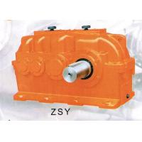 Buy cheap P/V serial gear box Z Ly Involute Cylindrical Helical Gear Box from wholesalers