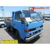 China Used Isuzu ELF Truck 02 TON DUMP Trucks 1989 on sale