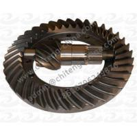 Best Shandong Lingong LG956 loader spiral gear, bevel gear reducer is the main XCMG 5 wholesale