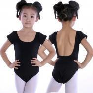 Buy cheap Leotards Child short sleeve square neck leotard CS0260 from wholesalers