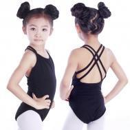 Buy cheap Leotards Child double camisole leotard CS0250 from wholesalers
