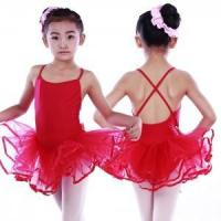 Buy cheap Tutus Child Camisole Back-crossed Ballet Tutu SD4031 from wholesalers