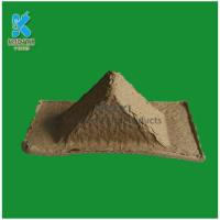Best Disposable recycled paper pulp packaging corner protector wholesale