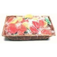 Best Gift Basket Filled with 3 lbs of Sugar Free Fruit Slices wholesale