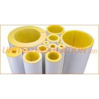 Buy cheap Glass Wool Rigid Pipe from wholesalers