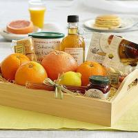 Best Gourmet Gifts & Sweets Sunday Brunch Gift Basket wholesale