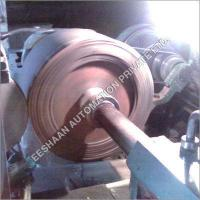 Rubber Coated Pulley Rubber Coated Pulleys