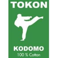 Cheap Kamikaze/Tokon Kodomo Karate Uniform - White for sale