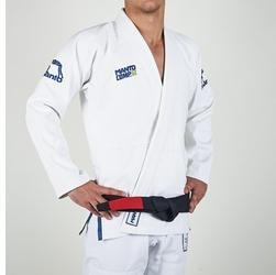 "Cheap Manto ""DIAMOND "" Competition Lightweight BJJ GI White for sale"
