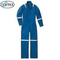 China Safety clothing anti acid blue PPE overall on sale