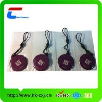 China epoxy nfc tag with elastic string on sale
