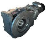 China AK Series-Bevel Helical Geared Motor