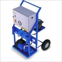Buy cheap Water Glycol Fluids Filtration Unit from wholesalers