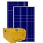 China Poly solar panel 600W Solar power system on sale