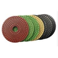 Buy cheap Diamond polishing pad for stone from wholesalers