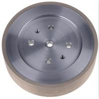 Buy cheap diamond grinding wheel for horizontal seaming machine to grind glass from wholesalers