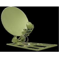 China 2.4m Drive-away Antenna/satellite dish/sng vehicles on sale