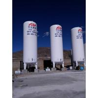 China New Condition best price cryogenic oxygen containers/liquid storage tank/cryogenic storage tank on sale