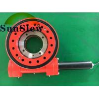 China Slewing Worm and Wheel Gear for Oblique Single Axis Tracking System on sale