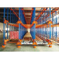 Semi Automated Storage System Radio Shuttle Pathmover Racking